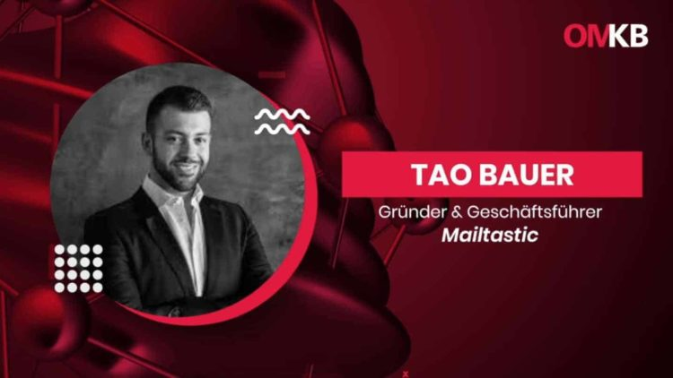 Tao Bauer   Geringe Klickkosten, perfekt fürs B2B: E-Mail-Signaturen als Marketingkanal