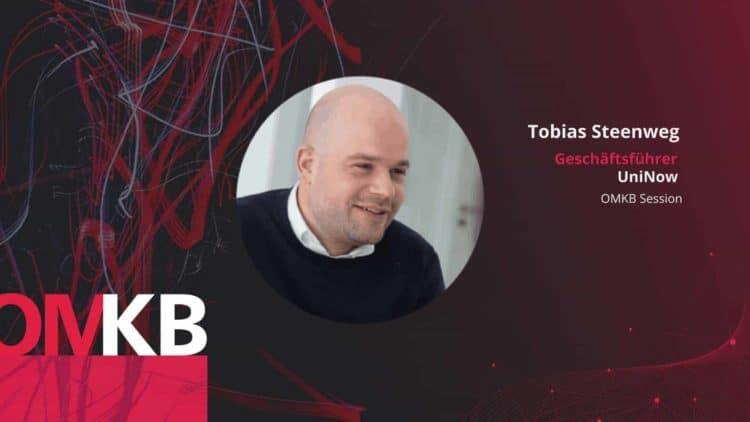 Tobias Steenweg, uninow | Amazon: Neue Prime Student Mitglieder über die App UniNow