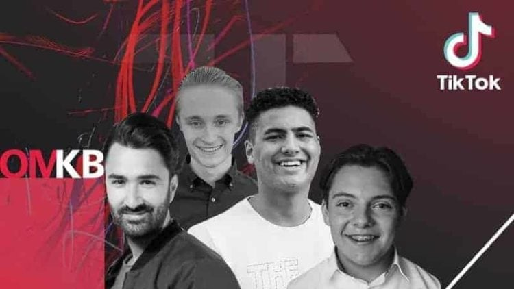 Charles Bahr, Samuel Pemsel, Neil Heinisch, Mark Mühürcüoglu