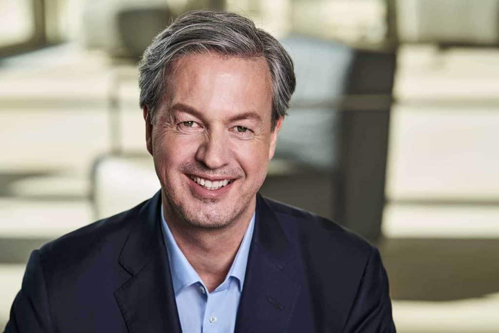 Andreas Arntzen, CEO - Wort und Bild Verlag