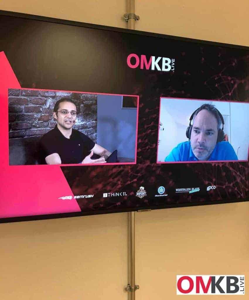 WOW. Das war die erste virtuelle OMKB!