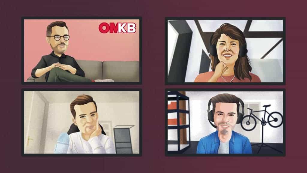 Startup Roundtable mit Lena Jüngst, Johannes Kliesch und Andy Weinzierl