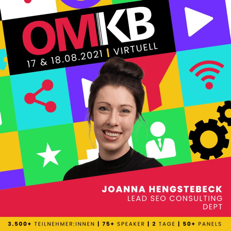 Joanna Hengstebeck