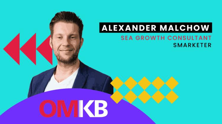 Alexander Malchow, Smarketer | Best of Google Ads im E-Commerce