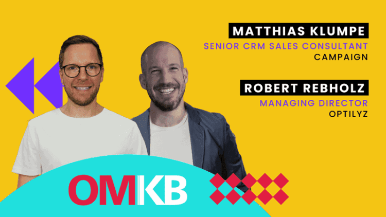 Matthias Klumpe, Campaign; Rob Rebholz, optilyz   Programmatic Print