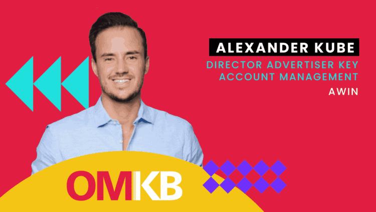 Alexander Kube, AWIN   Partnermarketing 2.0