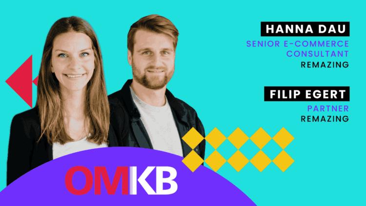 Hanna Dau und Filip Egert, Remazing   5 Amazon KPIs