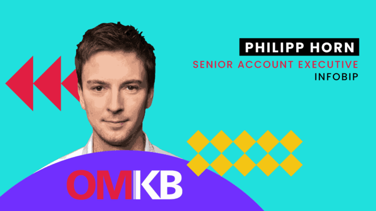 Philipp Horn, infobip | Omnichannel-Kommunikation 2021