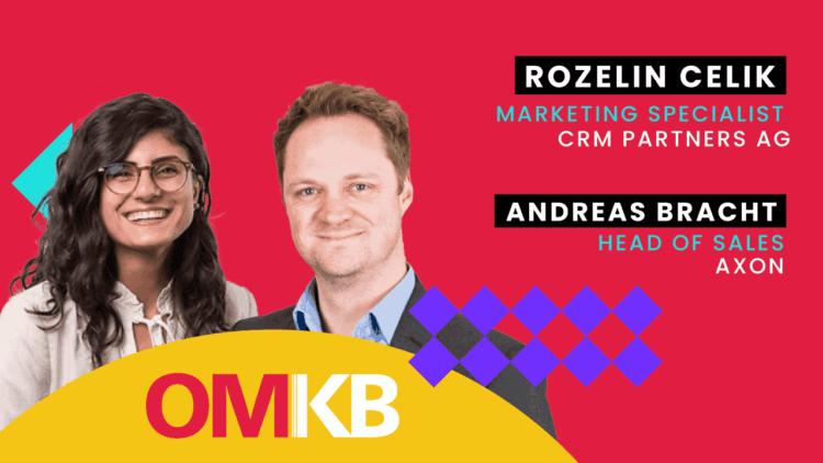 Rozelin Celik, crmpartners & Andreas Bracht, aXon   Die 360-Grad-Sicht auf den Kunden