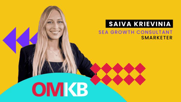 Saiva Krievinia, Smarketer   YouTube Ads