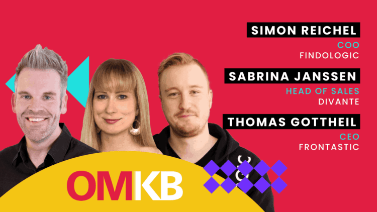 Simon Reichel, FINDOLOGIC   Thomas Gottheil, FRONTASTIC   Sabrina Janßen, divante   Composable Commerce