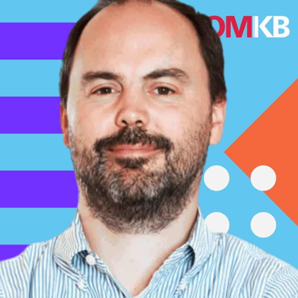 Björn Goerke, Co-CEO, CrossEngage