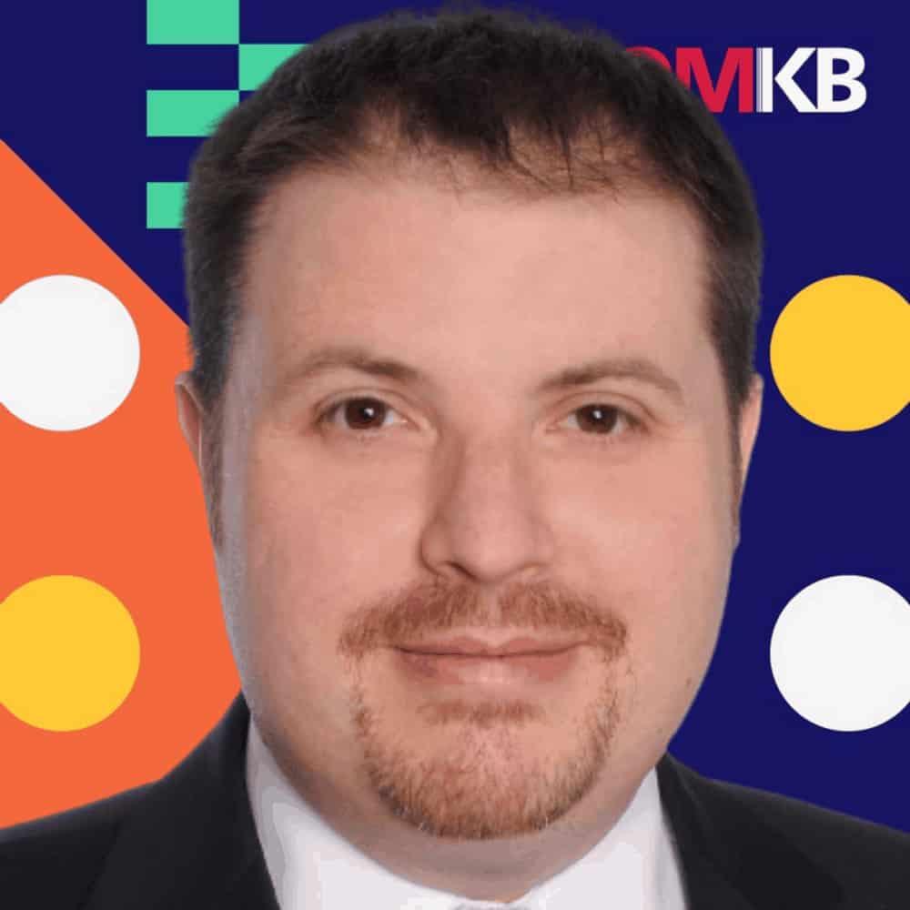 John Thomson, Global Lead GTM, SAP Customer Data Solutions