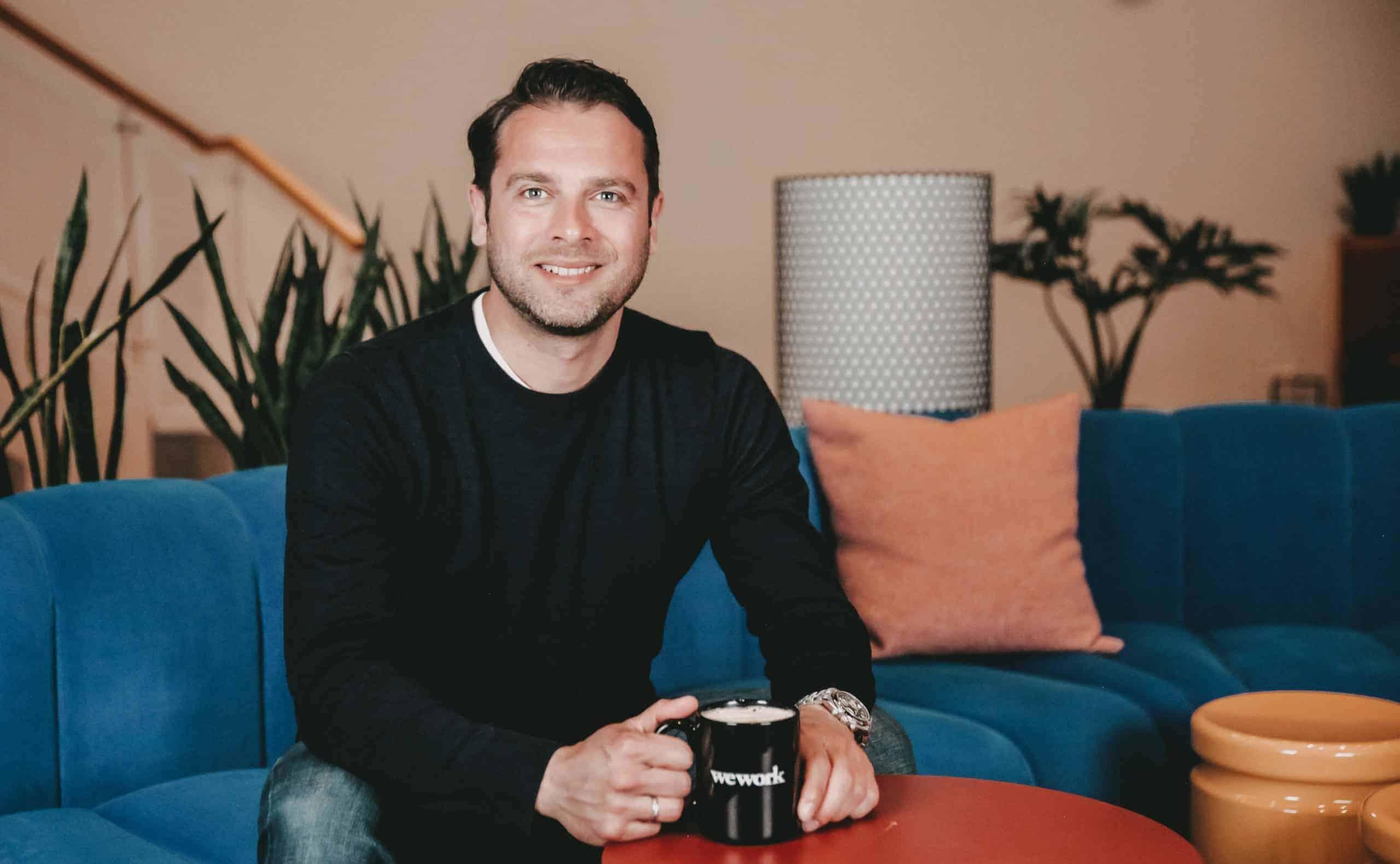 Europa-Chef Nikolay Kolev: Die Zukunft ist hybrid. Ist WeWork der neue Standard?