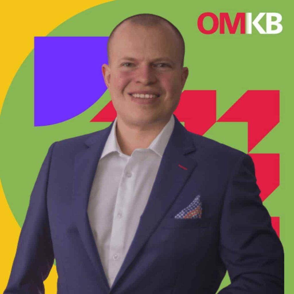 Radek Cepowski, Enterprise Account Consultant