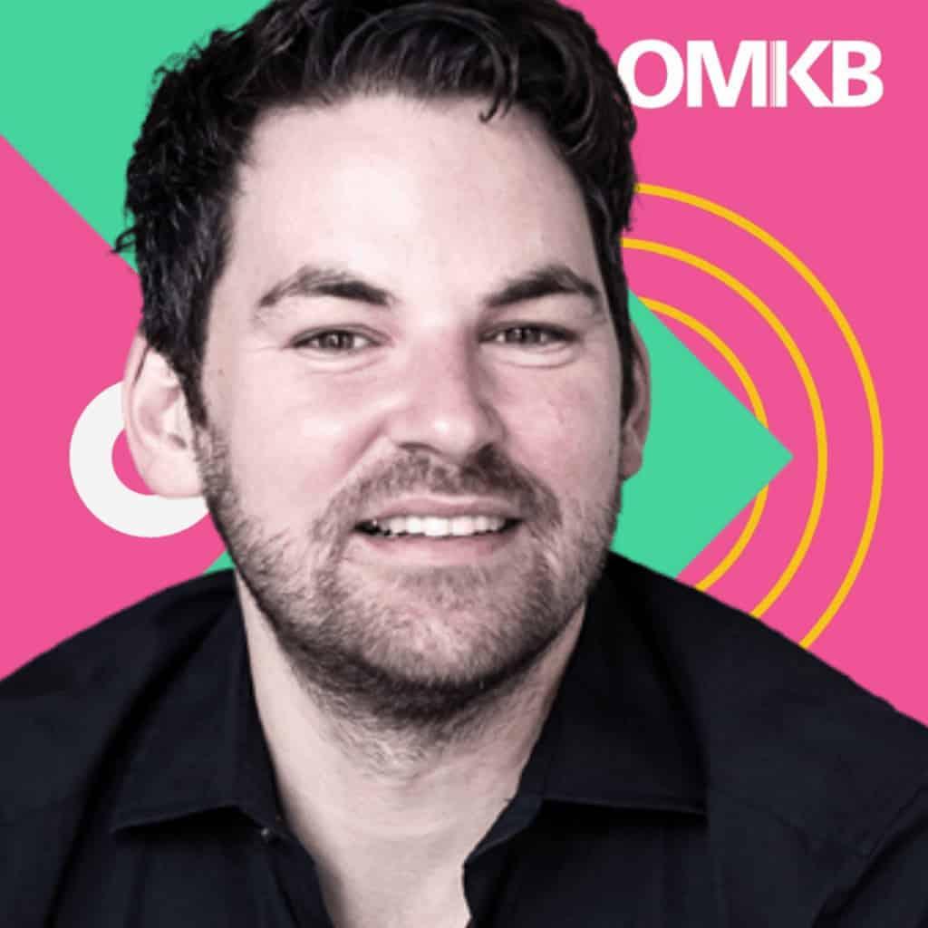 Sven Markschläger, Chief Digital Officer , Krombacher Gruppe