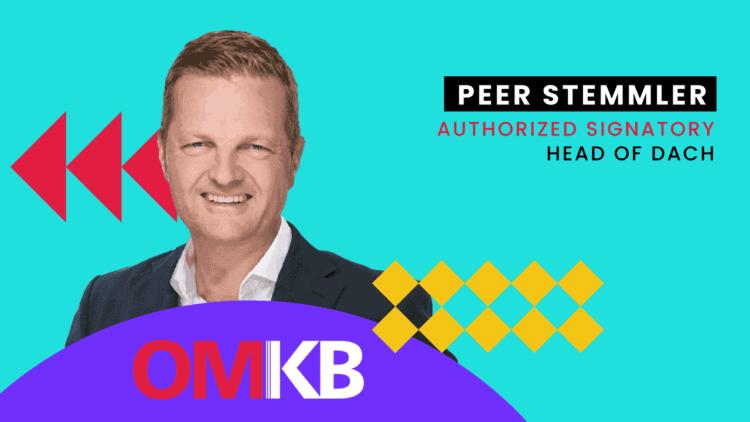 Peer Stemmler, Zoom  OMKB CEO Talk