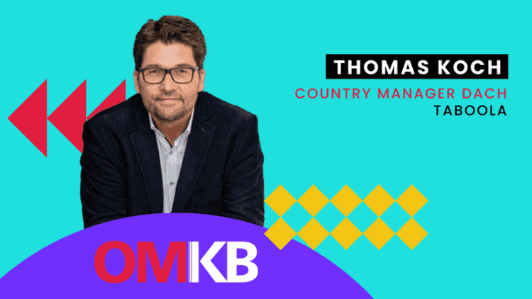 Thomas Koch, taboola | Company to Watch | OMKB Summer Edition