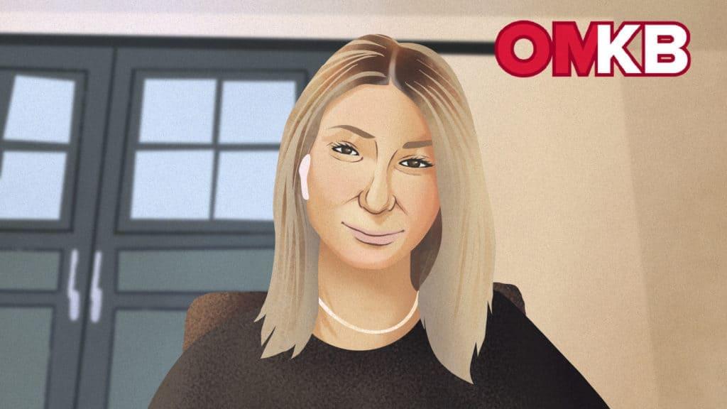 Ann-Katrin Schmitz auf der OMKB