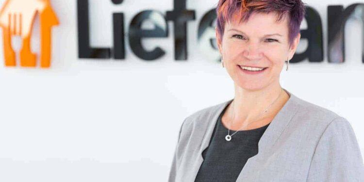 Katharina Hauke | Lieferando