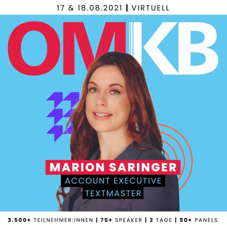 Marion Saringer